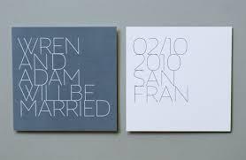 contemporary wedding invitations contemporary wedding invitations rosebrook meyer stylish