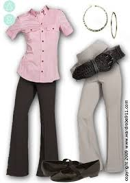 what is considered business casual for women best