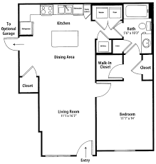 the parc at east 51st apartments for rent apartment locator floor plan
