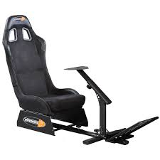 siege volant ps3 playseat evo siège simulation automobile noir base noir pc ps3 xbox