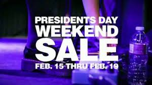 guitar center stage lights guitar center presidents day weekend sale tv commercial hottest