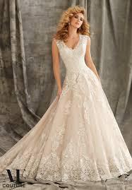 af couture wedding dresses morilee
