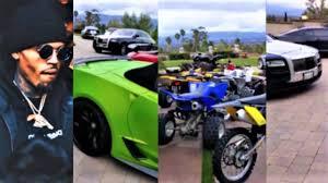 chris brown corvette chris brown shows 130 000 000 million dollar car