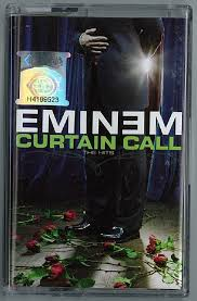 Curtain Call Tracklist Eminem Curtain Call The Hits Cassette At Discogs