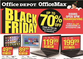 home depot black friday adds office depot black friday all deals for 2015 released see the