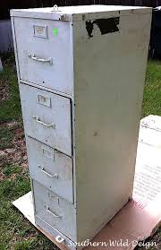 repurpose metal file cabinet from office to garden filing cabinet to garden planter hometalk