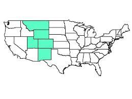 Interior Plains Population Physical Regions Of The United States Physical Map Of The United