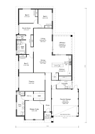 Charleston Floor Plan by The Charleston Redink Homes