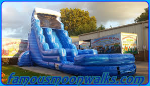 moonwalks houston water slide rentals houston water slide package deals