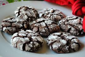 chocolate crinkle cake mix cookies peanut butter fingers