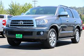 suv toyota sequoia new 2017 toyota sequoia limited sport utility in roseburg t17586