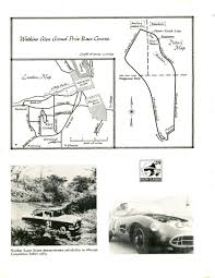 Mid Ohio Track Map by Watkins Glen A History Told In Course Maps Hemmings Daily