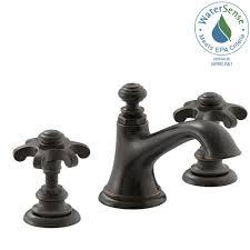 cool bathroom faucets kohler artifacts 8 in widespread 2 handle bell design bathroom