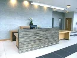 Reception Desks Modern Modern Office Reception Desk Reception Desks Contemporary And