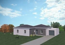 plan maison contemporaine plain pied 3 chambres construction 86 fr plan maison contemporaine de plain pied 120