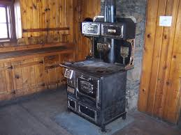 Old Fashioned Kitchen Cabinets Kitchen Incomparable Small Cabin Stoves With Antique Wood Burning