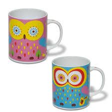 owl mug cool set of 2 miya these owl mugs are so awesome