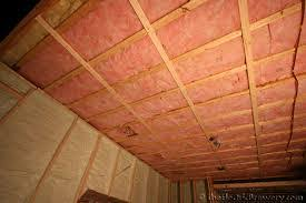 Soundproof Basement Ceiling by Sound Dampening In Stl Soundproofing Contractors In St Louis