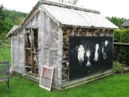 Summer Garden Sheds - repurposed junk filled summer garden hometalk