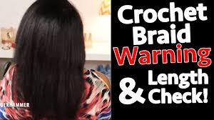 can crochet braids damage your hair 4 inch hair loss fine natural hair crochet braids warning