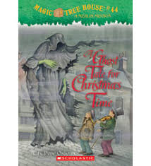 magic tree house 44 a ghost tale for christmas time by mary pope