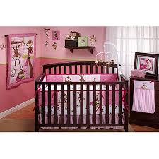 Nursery In A Bag Crib Bedding Set Bedding By Nojo 3 Monkeys 10pc Nursery In A Bag Crib