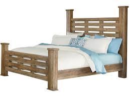 Rugged Warehouse Roanoke Va Standard Furniture Montana Rustic Queen Poster Bed Virginia