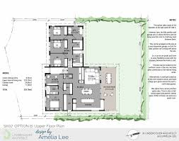 5 Level Split Floor Plans A Family Of 5 Desire Functionality And Comfort Design By Amelia Lee