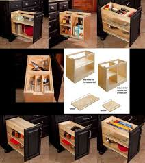 small apartment kitchen storage ideas diy space saving rolling