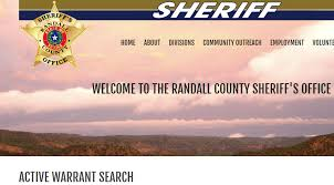 Michigan Bench Warrants Randall County Warrants Tx Check For Outstanding Arrest Warrants