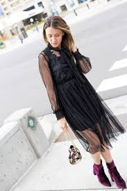 eat pray wear love black dress for halloween a link up