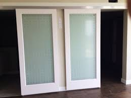 Mirror Doors For Closet Barn Doors Barn Door Track The Glass Door Store