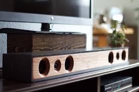 custom home theater systems sound bar 2 1 all in one powered home theater system
