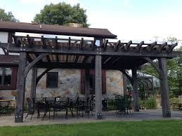 Pergola Gazebo With Adjustable Canopy by Canopies U0026 Shade Perfect Arbors