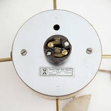 Howard Miller Clock Value Vintage American George Nelson For Howard Miller Mid Century Modern St