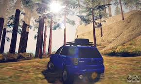 modified subaru forester off road subaru forester 2008 off road for gta san andreas
