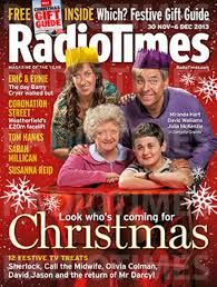 not so festive a 3 20 radio times means families will have to