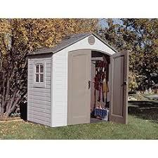 duramax sheds lifetime outdoor vinyl storage sheds kits