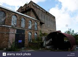abandoned paper bag factory in falkland fife scotland the smith