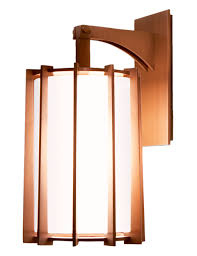 Metal Sconces Imperial 10 Fin Sconce Exterior Contemporary Industrial