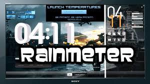 gadget de bureau meteo installer horloge sur bureau 7 avec afficher un gadget le de