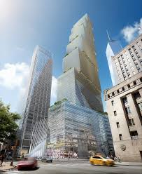 Dbox Rendering The Design For 2 Wtc And The Dangers Of Building Neighborhoods In
