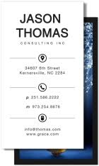 business cards for information technology professionals