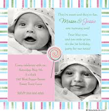 joint christening and 1st birthday invitations futureclim info