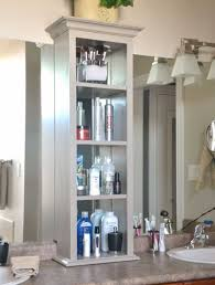 Bathroom Counter Shelves Bathroom Counter Shelves Complete Ideas Exle