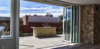 Glass Bifold Doors Exterior Folding Doors Bifold Doors Interior Exterior Lacantina Doors