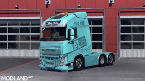 truck volvo 2013 volvo fh 2013 ohaha v20 05s mod for ets 2