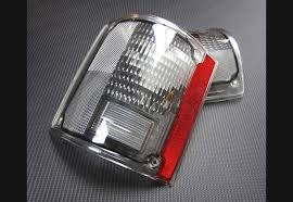 1986 chevy c10 tail lights 1987 chevrolet gmc truck fleetside clear tail lights