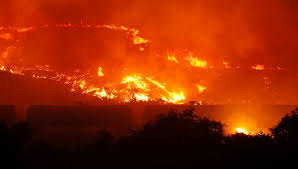 Wildfire Shot Drink by Wildfire Burns Home Leads To Evacuations In Washington Fox News