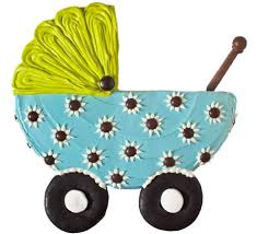 baby carriage cake baby buggy cake parenting
